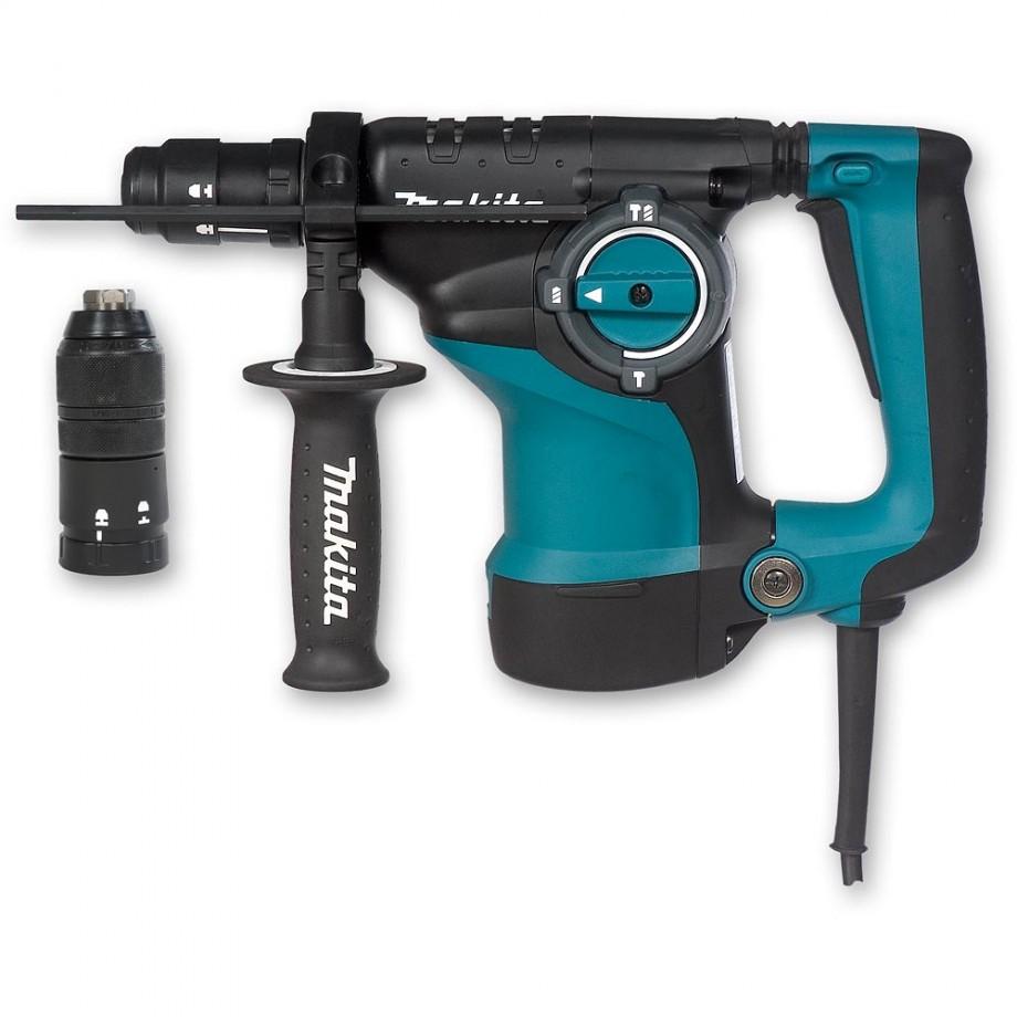 Makita HR2811FT SDS+ Hammer Drill - 110V
