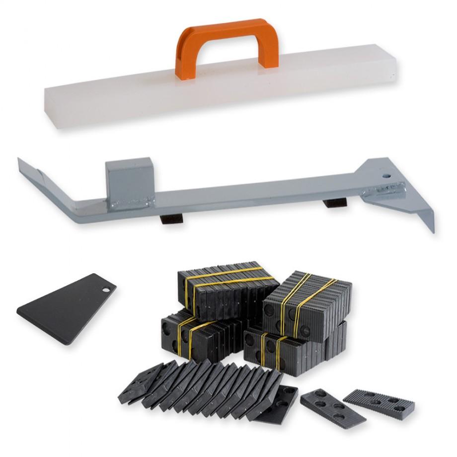Unika Solid Wood Floor Fitting Kit - Unika Solid Wood Floor Fitting Kit - Laminate Flooring Tools