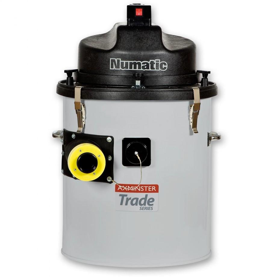 Numatic NVD1500 Workshop Vacuum Extractor