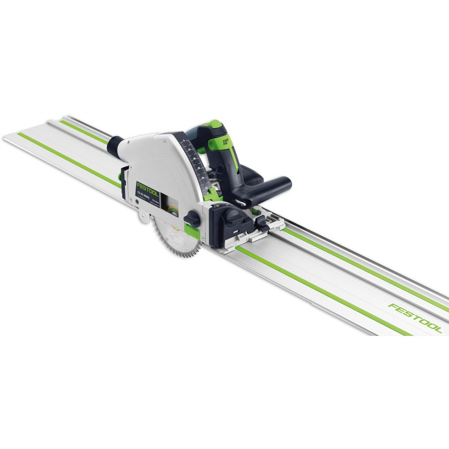 Festool TS55 REBQ-Plus Saw + 1,400mm Rail 230V