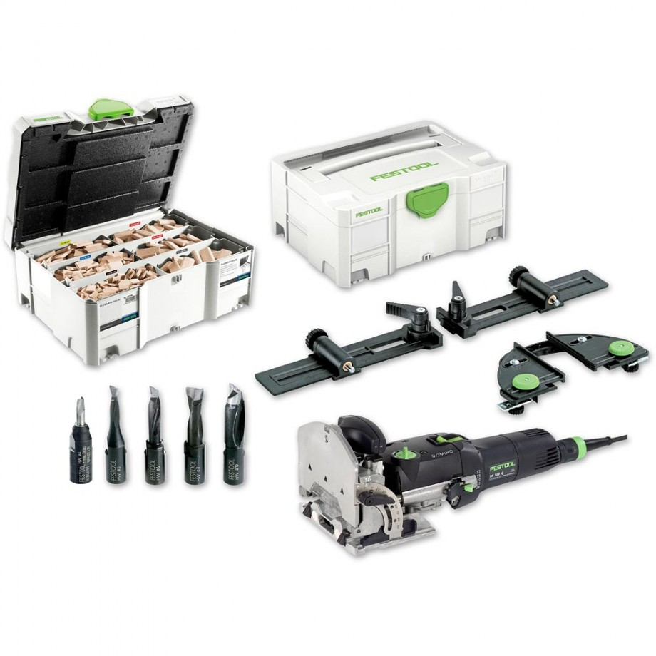 Festool domino 500 set