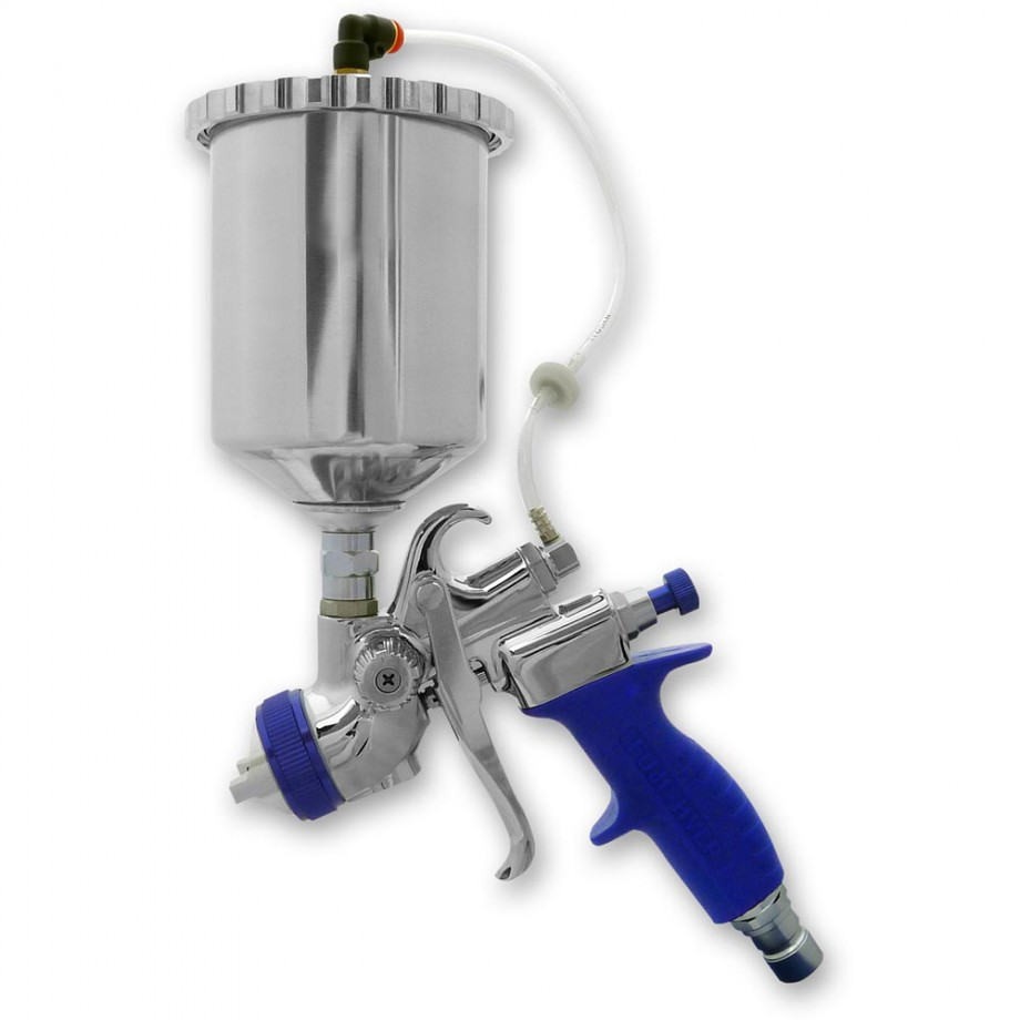 Fuji Mini-Mite 3 c/w T75 Gravity Gun - PACKAGE DEAL