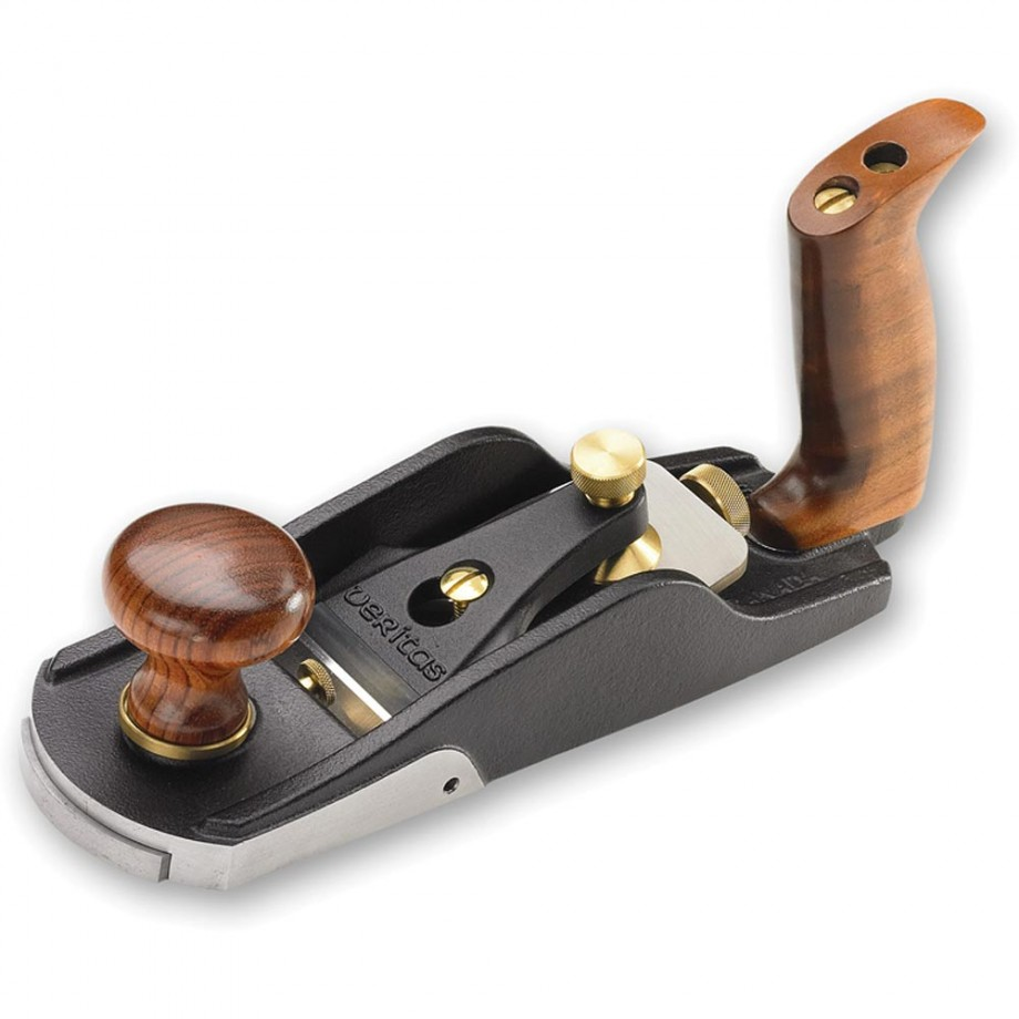 Veritas Bevel-Up Smoothing Plane c/w O1 38° Blade