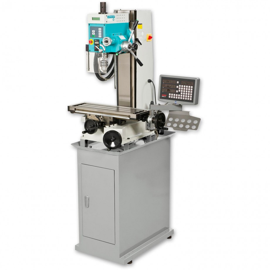 Axminster Engineer Series SX3 Mill Drill DIGI & Floor Stand - PACKAGE DEAL