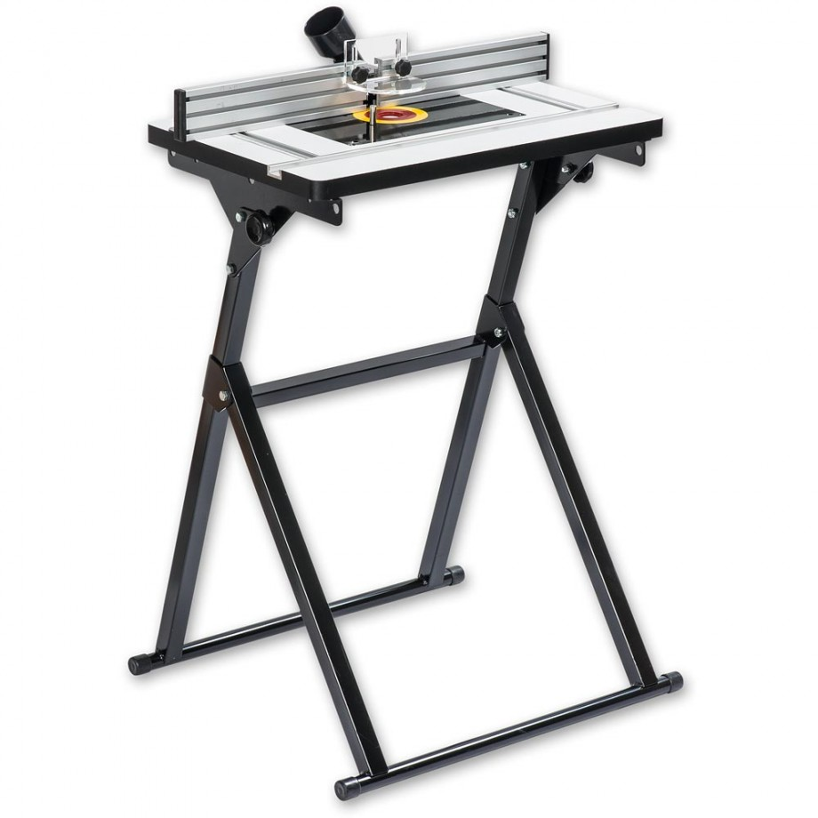 Axminster folding router table kit router tables for Router work table