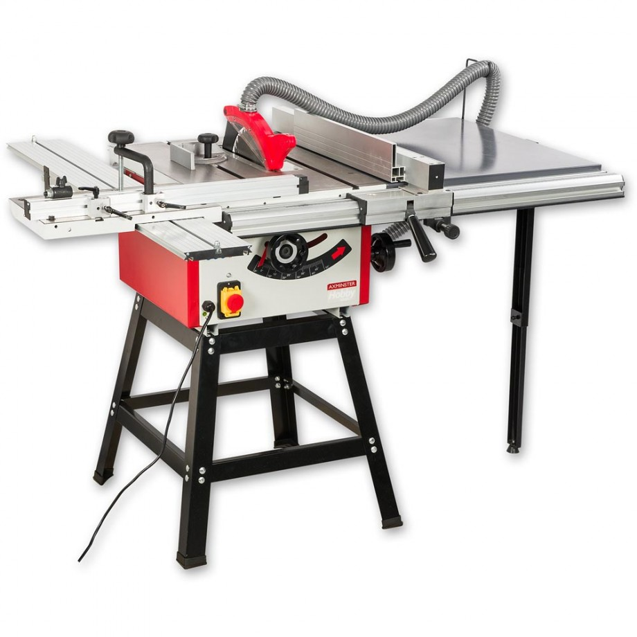 Axminster Hobby TS-250M-2 Saw Complete Kit