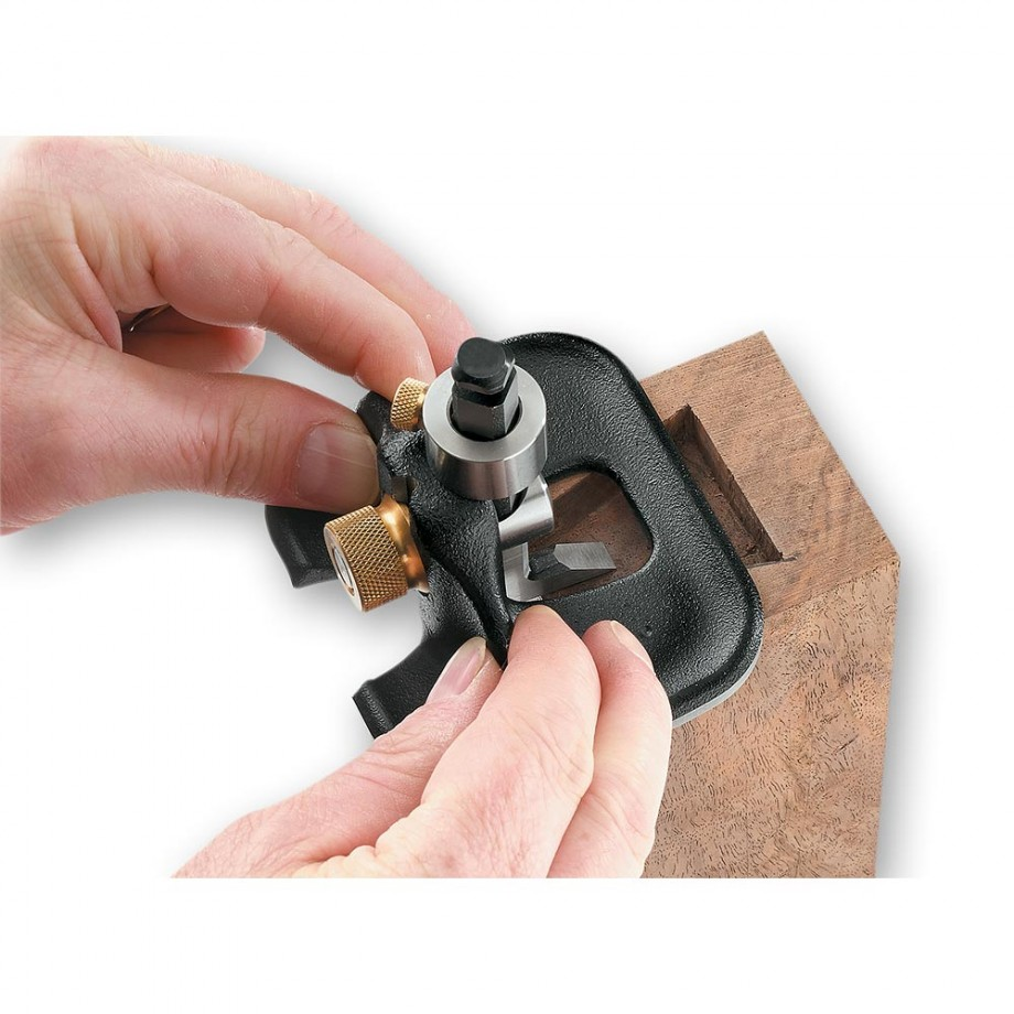 "Veritas Medium Router Plane (1/4"" Blade)"