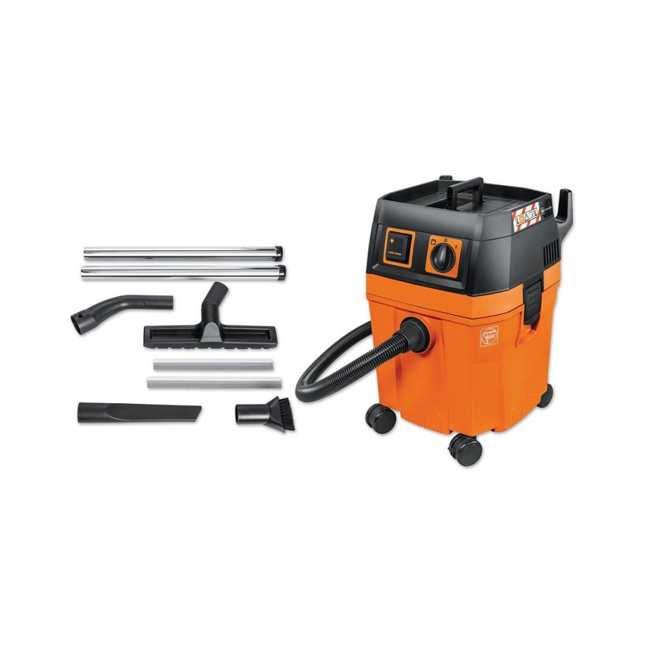 FEIN Dustex 35L Extractor + Floor Cleaning Kit 110V