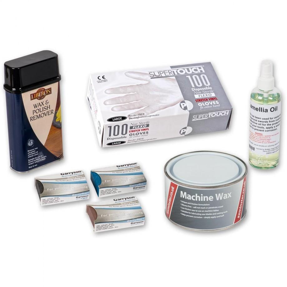 Axminster Machine Maintenance Kit