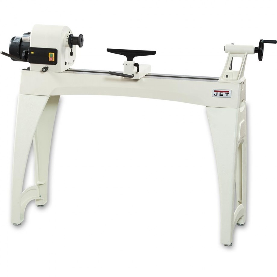 Jet JWL-1440VS Woodturning Lathe & Stand - PACKAGE DEAL
