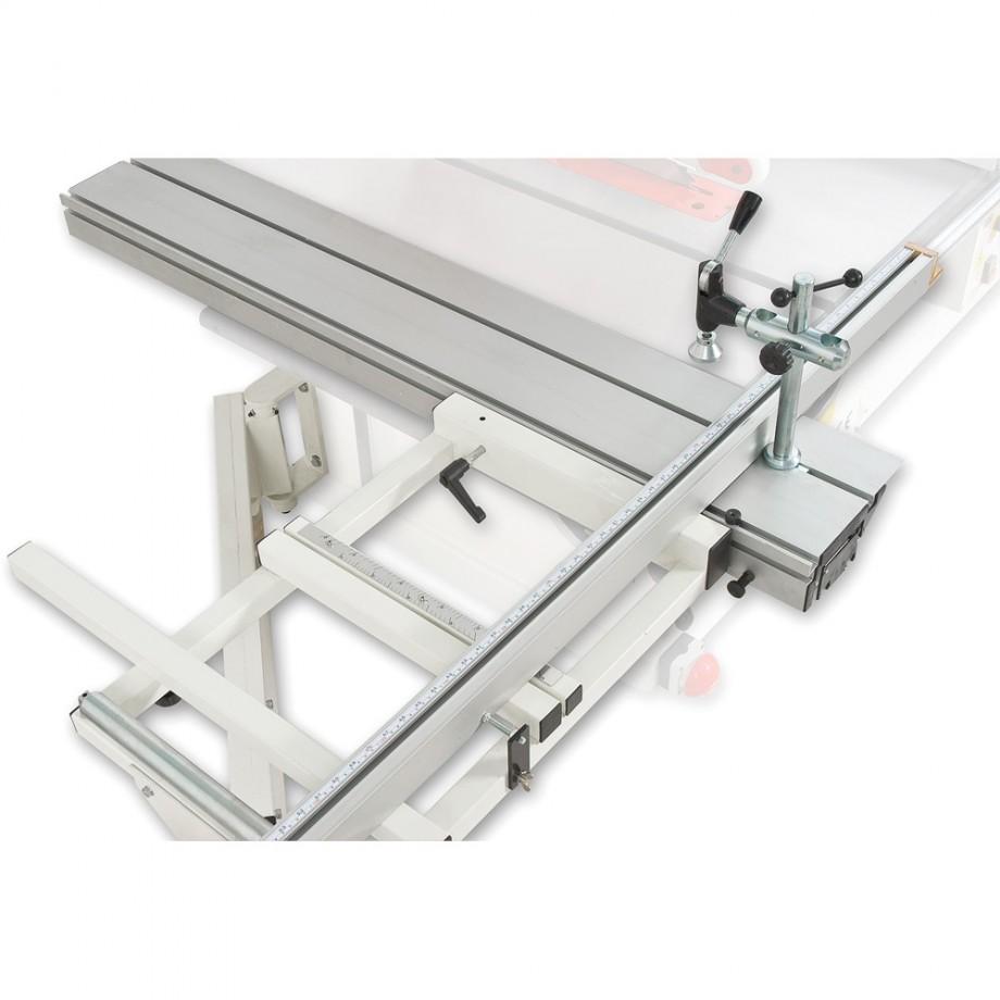 Axminster Industrial Series Sliding Table & Crosscut Table Kit for TSCE-400R-1