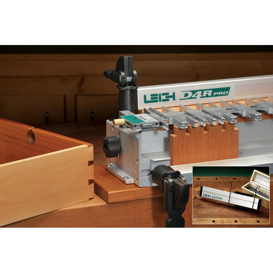 Leigh D4rm Pro Dovetail Router Jig Package Deal