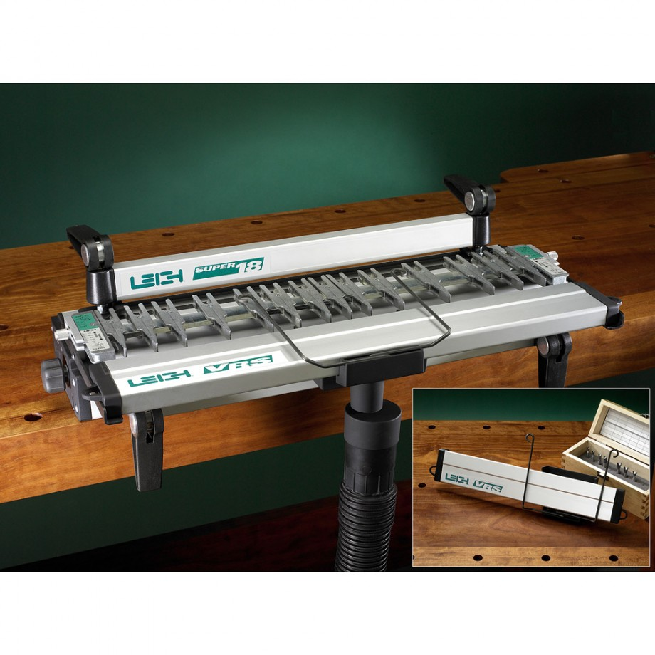 Leigh Dovetail Super 24 Router Jig - PACKAGE DEAL
