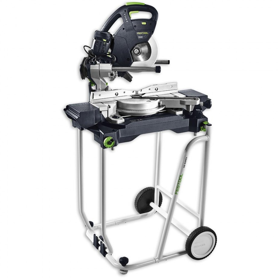 Festool Kapex KS60-UG-Set Mitre Saw + UG Frame 230V