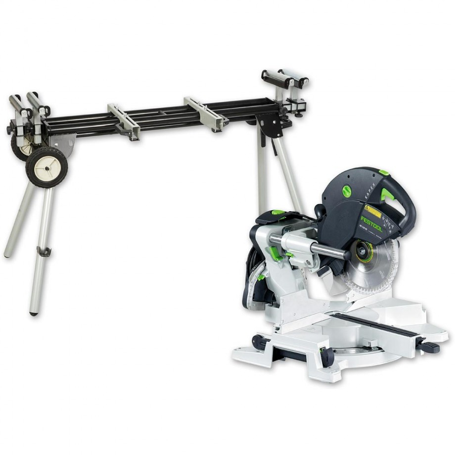 Festool KAPEX KS 120 EB Compound Slide Mitre Saw 230V & Stand