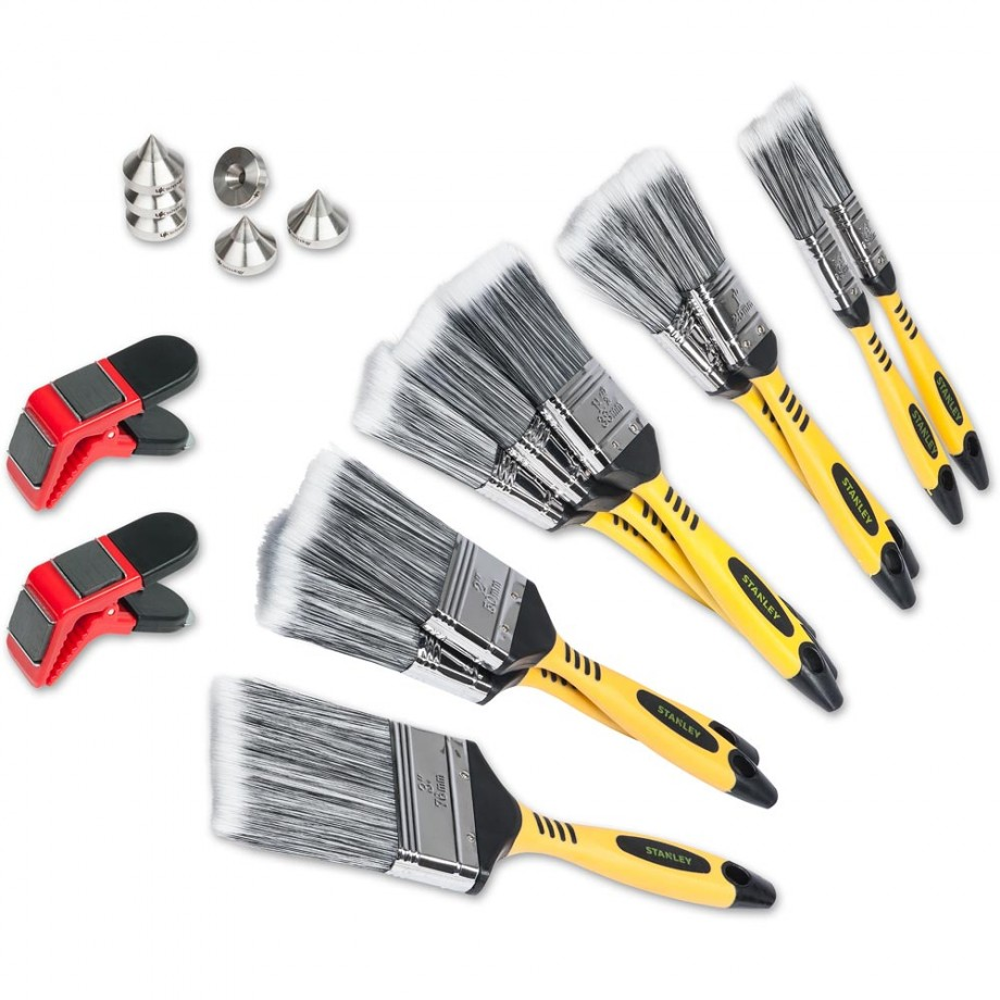 Practical Painter\'s Kit - Paint Brushes - Painting & Decorating ...
