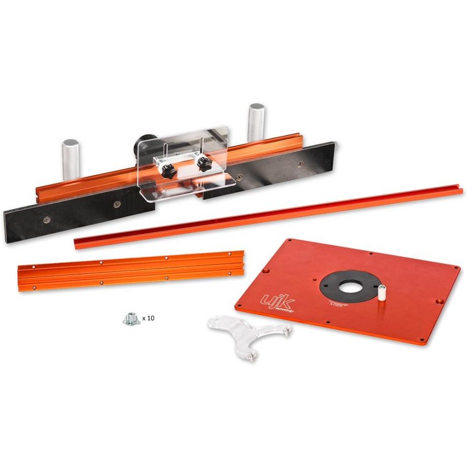 UJK Technology Custom Router Table Kit