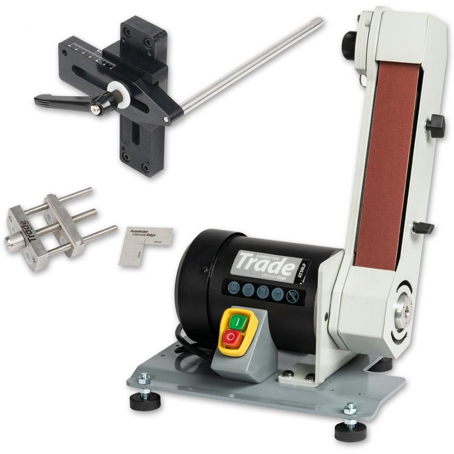 Axminster Trade Ultimate Edge Reverse Running Woodworker Package