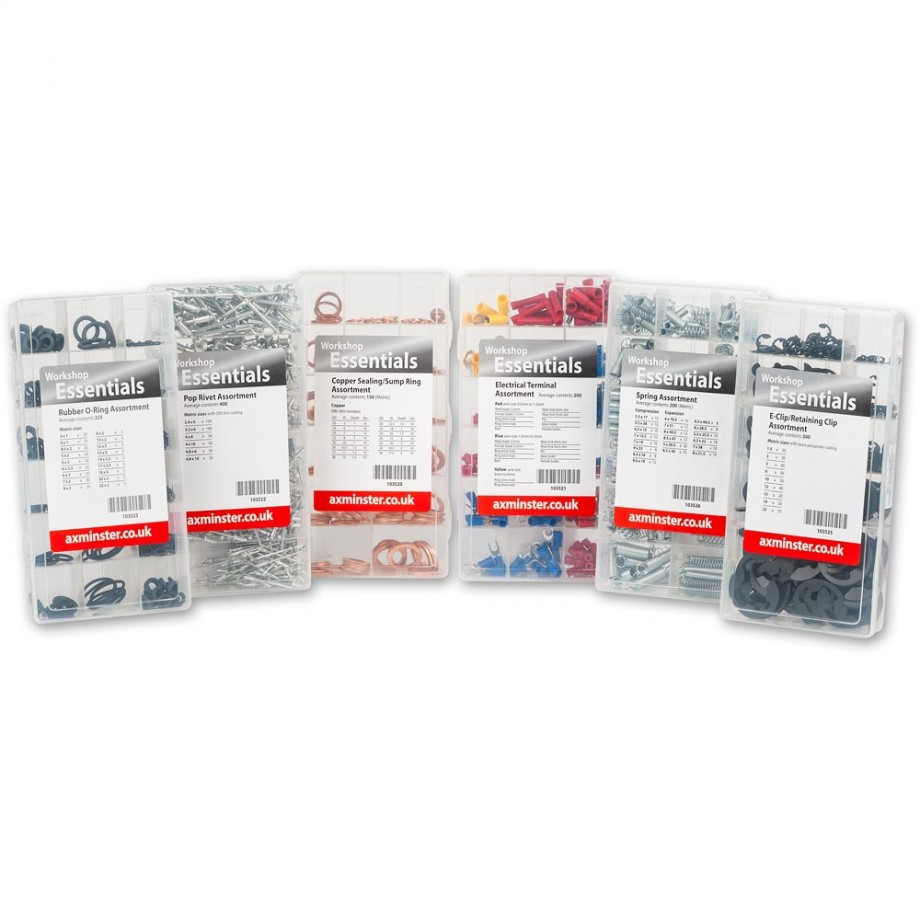 Axminster Workshop Maintenance Kit
