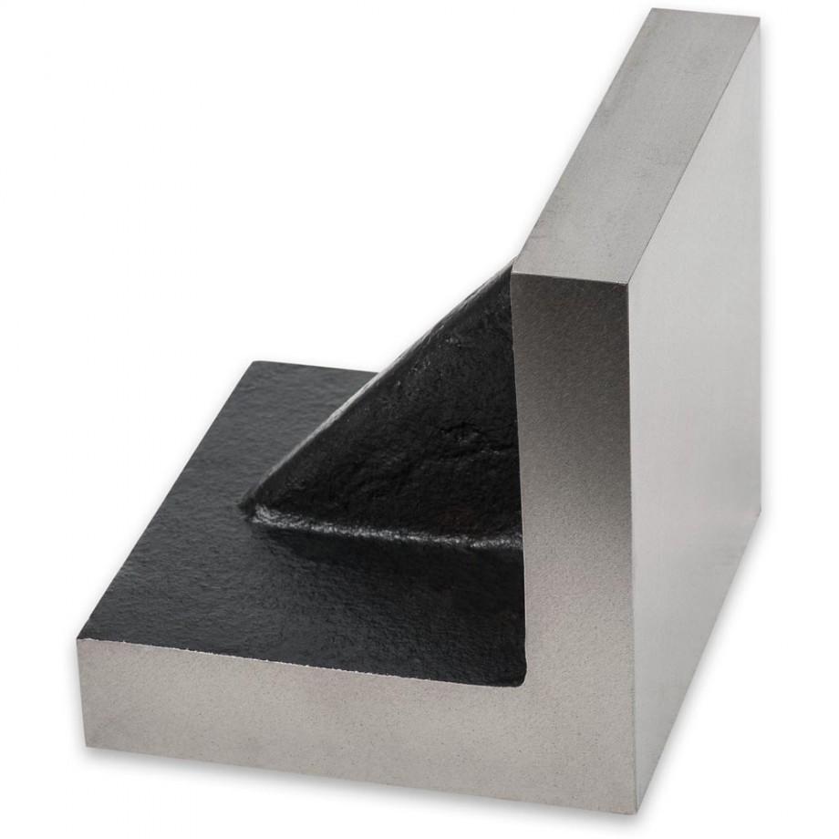 Axminster Ground Angle Plate - 100mm