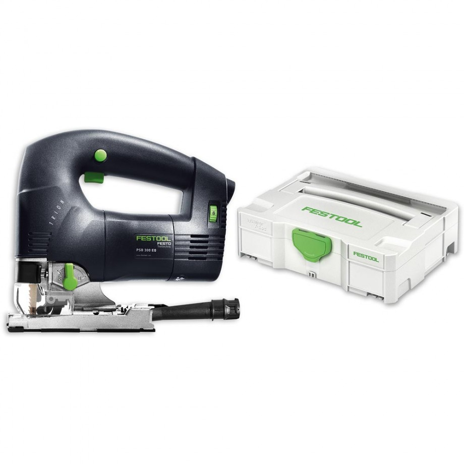 Festool PSB 300 EQ Plus Jigsaw - 230V