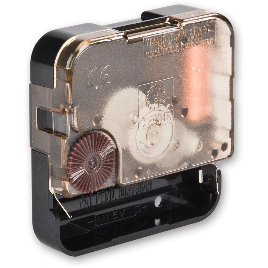 Craftprokits Quartz Clock Movement 23.5mm