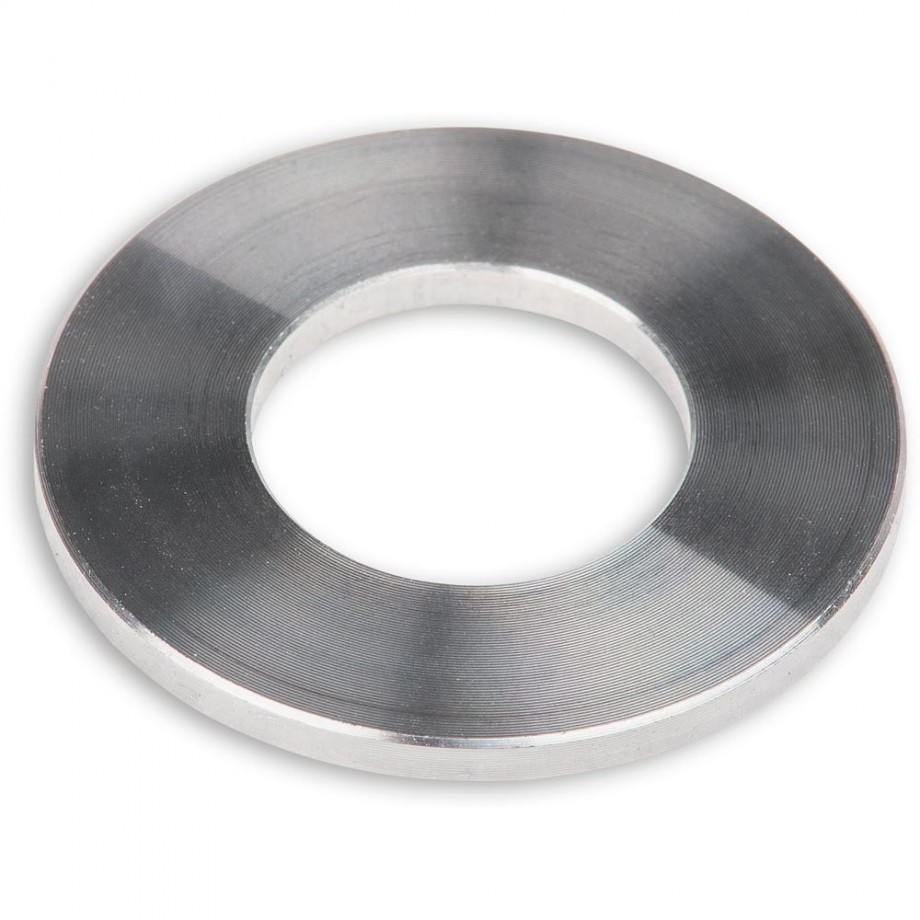 Axminster Saw Blade Reducing Bush (2mm Thick) - 30mm to 25mm