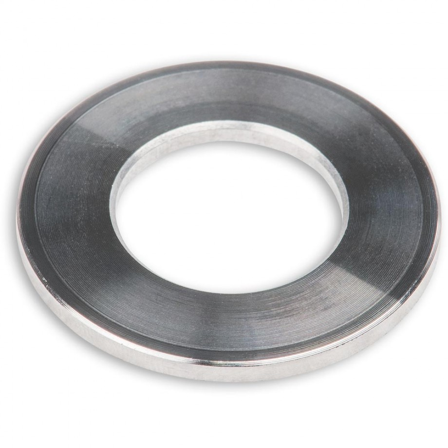 """Axminster Saw Blade Reducing Bush (2mm Thick) - 30mm to 5/8"""""""