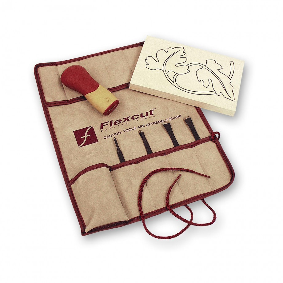 Flexcut Craft Carver Set - 5 Piece