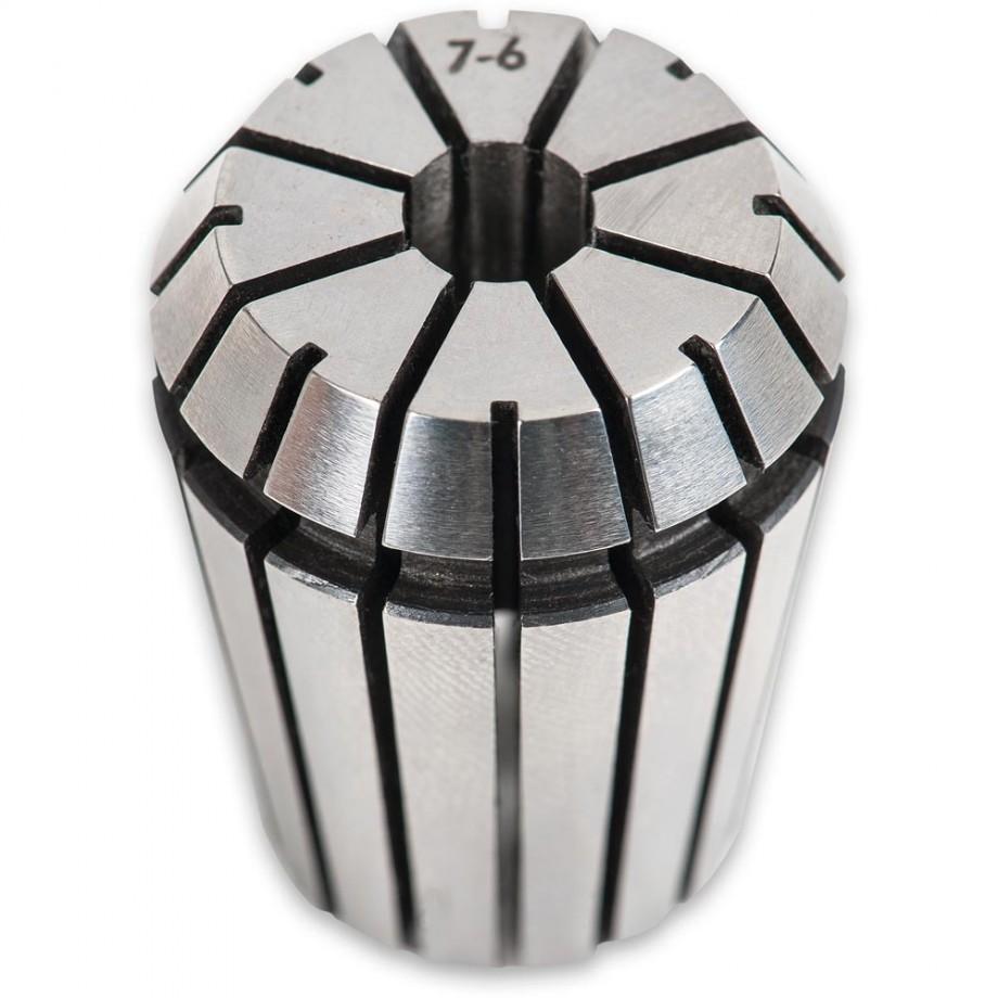 Axminster ER25 Precision Collet - 7mm/6mm