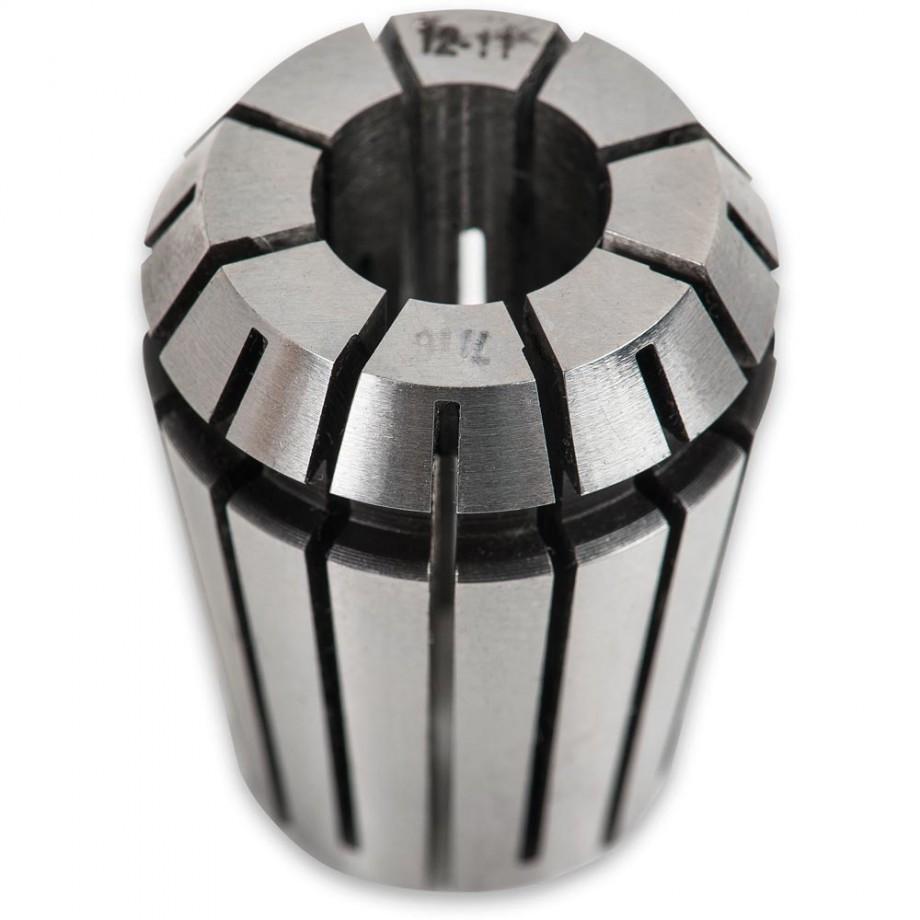 Axminster ER25 Precision Collet - 12mm/11mm