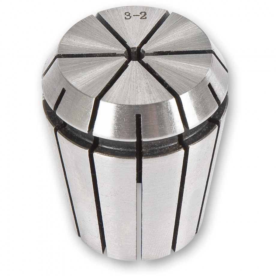 Axminster ER32 Precision Collet - 3mm/2mm