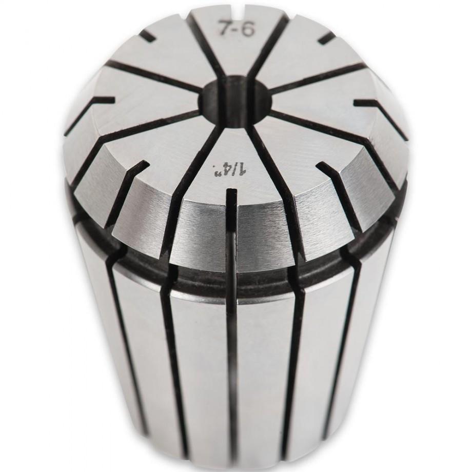 Axminster ER32 Precision Collet - 7mm/6mm