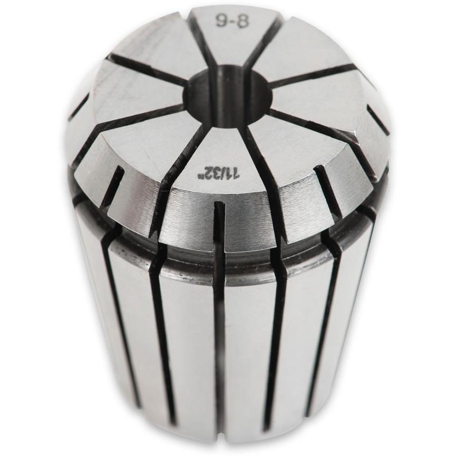 Axminster ER32 Precision Collet - 9mm/8mm