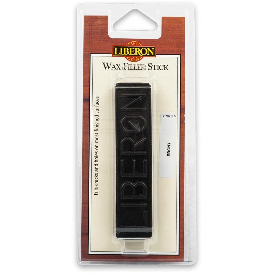 Liberon Wax Filler Stick - #12 Ebony 50g