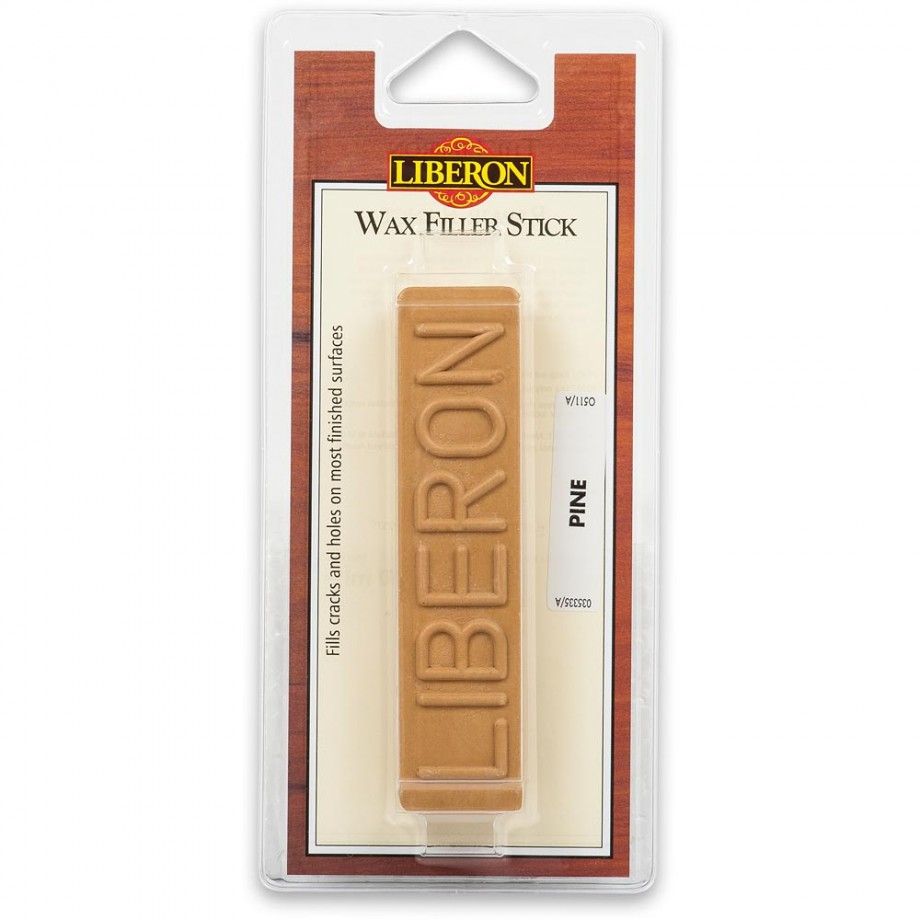 Liberon Wax Filler Stick - #16 Pine 50g