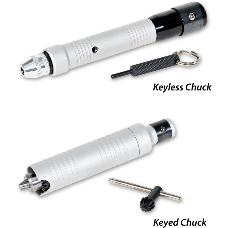 WeCheer Hand Piece for Flexi-Shaft Drive - 3.2mm Chuck