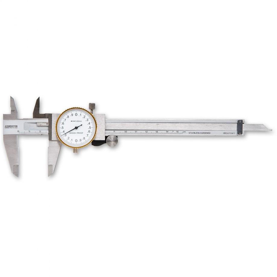 Axminster High Precision Dial Caliper