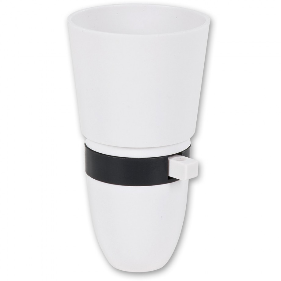 Standard White Lamp Holder