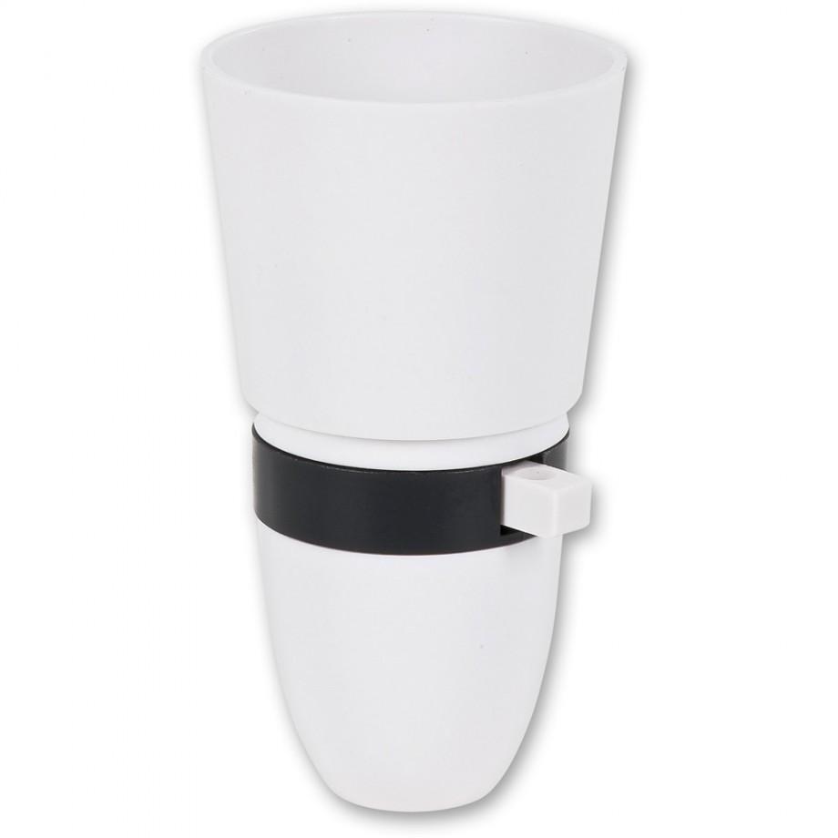 Standard White Lamp Holder