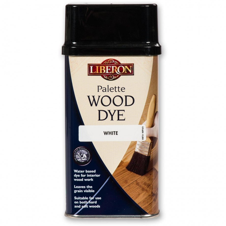 Liberon Palette Wood Dye Wood Dye Abrasives Cleaners
