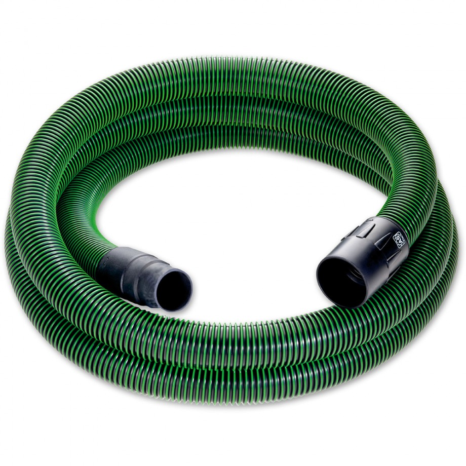Anti-static Hose for Festool Extractors - 36mm x 3.5m