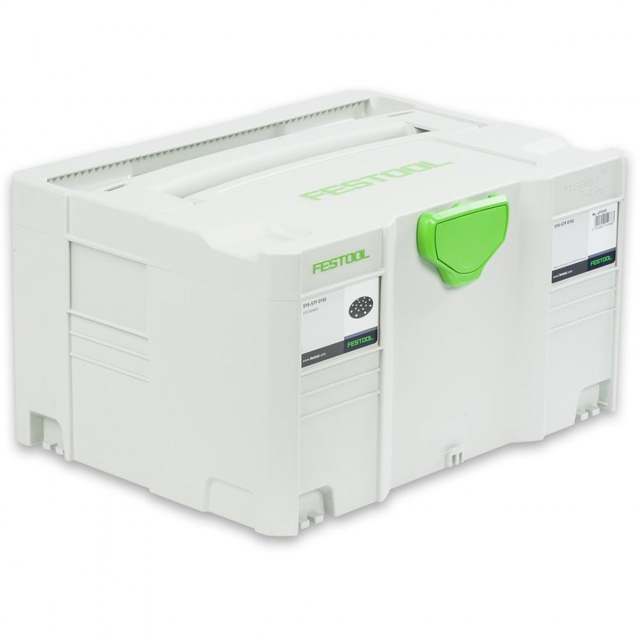 Festool Systainer For 150mm Sanding Discs STF D150