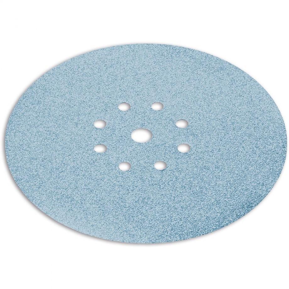 Festool 225mm Granat Abrasive Discs P120 (Pkt 25)
