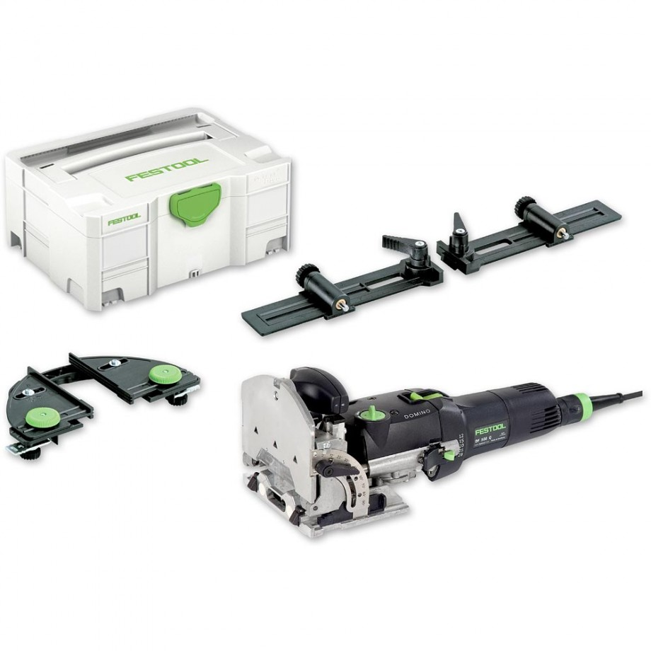 Festool DOMINO DF 500 Q-Set Jointing Machine