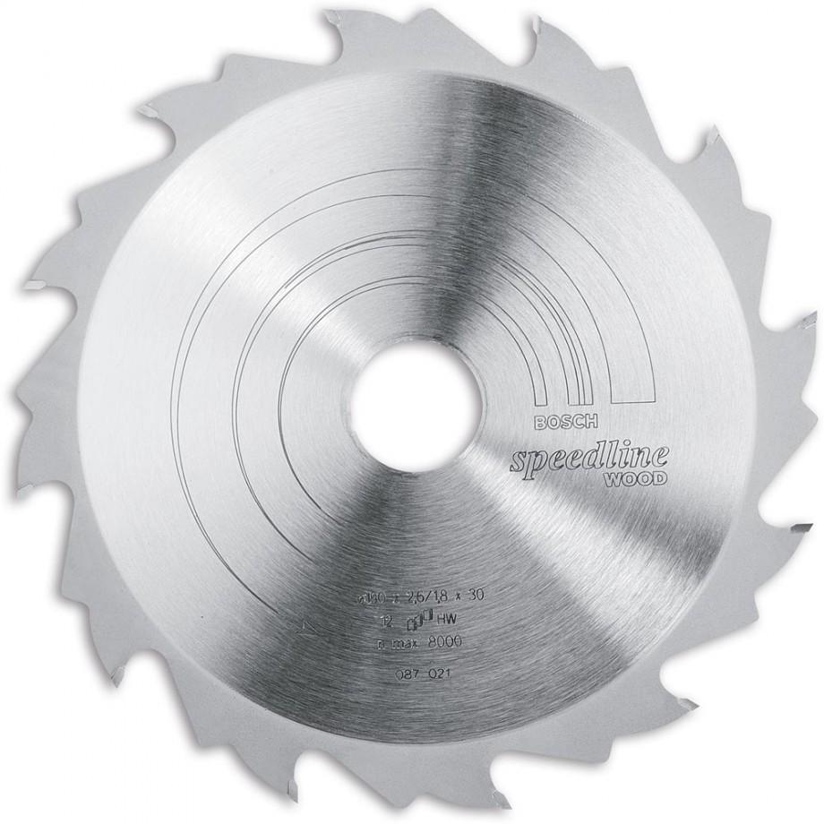Bosch 190mm Circular Saw Blade