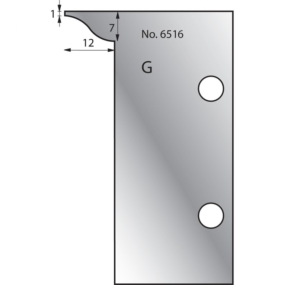 Whitehill No 6516 Scribing Cutter