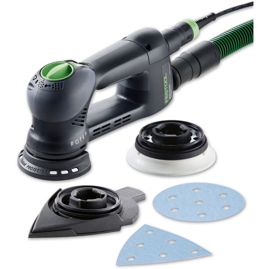 Festool RO 90 DX FEQ-Plus Sander 230V