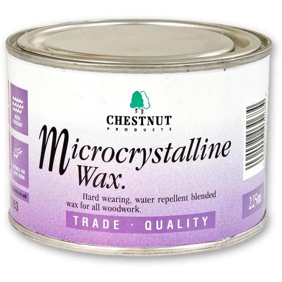 Chestnut Microcrystalline Wax