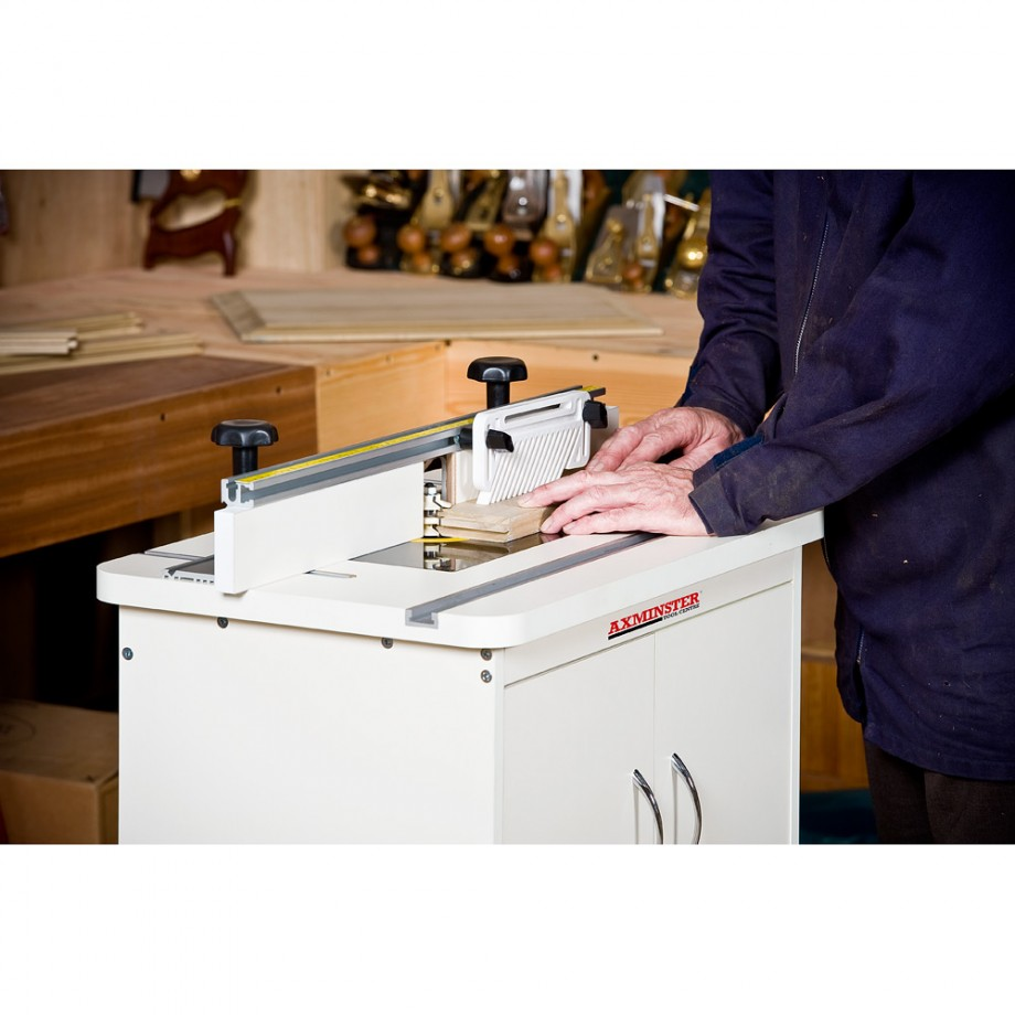 Axminster premier benchtop router table router tables inducedfo router table ebay keyboard keysfo Gallery